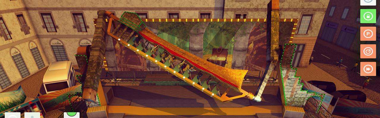 Funfair Ride Simulator 3 Steam Key GLOBAL