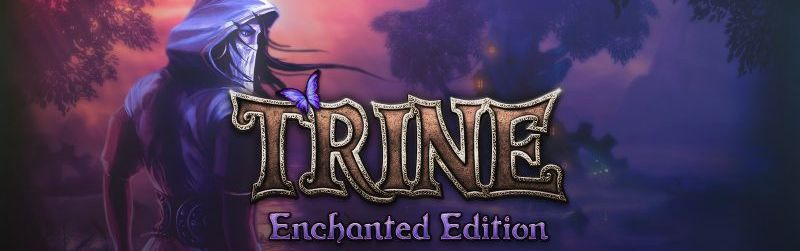 Trine (Enchanted Edition) Steam Key GLOBAL
