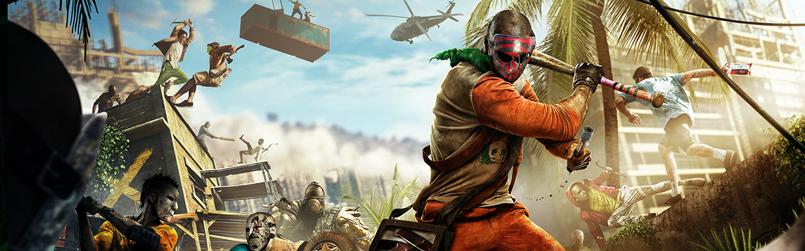 Dying Light: Bad Blood Founder's Pack Steam Key GLOBAL
