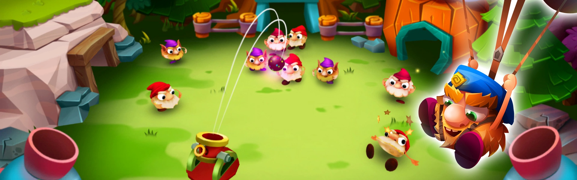 Candy Thieves - Tale of Gnomes Steam Key GLOBAL