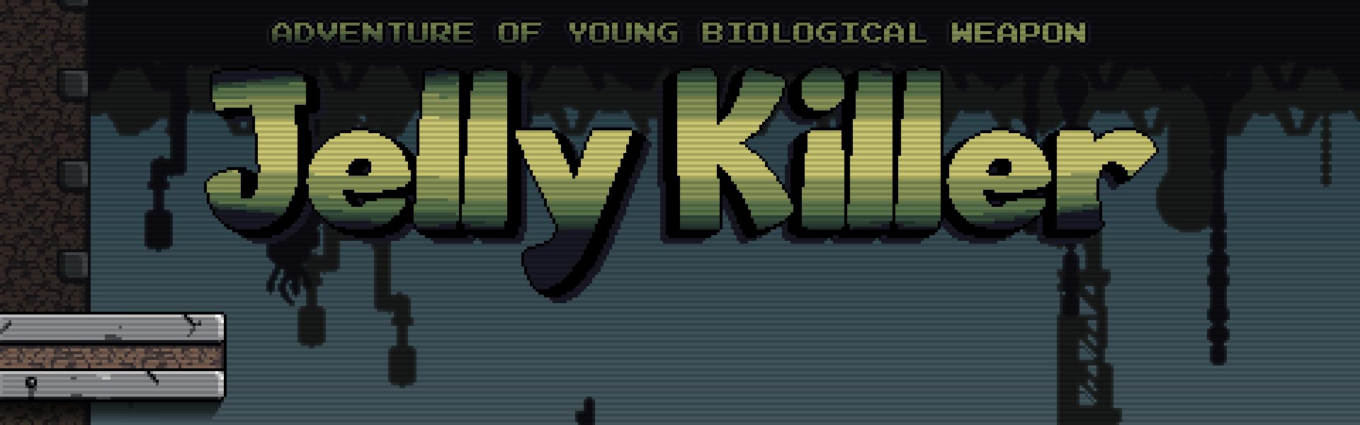 Jelly Killer Steam Key GLOBAL