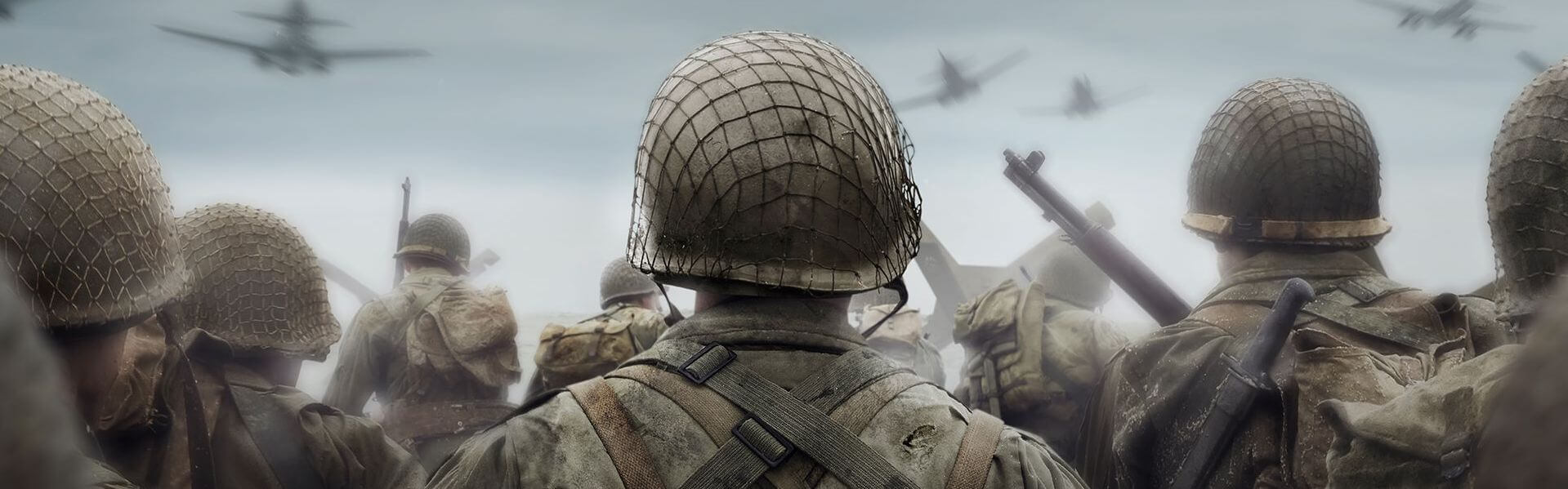 Call of Duty: World War II Steam Key MIDDLE EAST