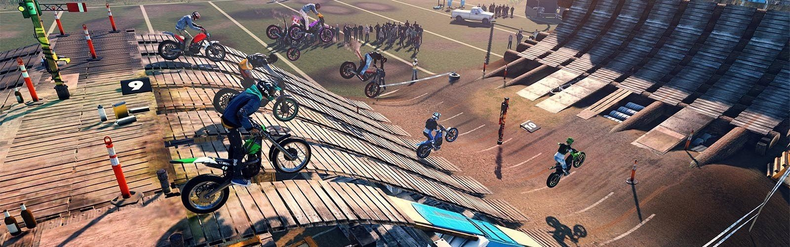 Trials Rising (Gold Edition) Uplay Key EUROPE