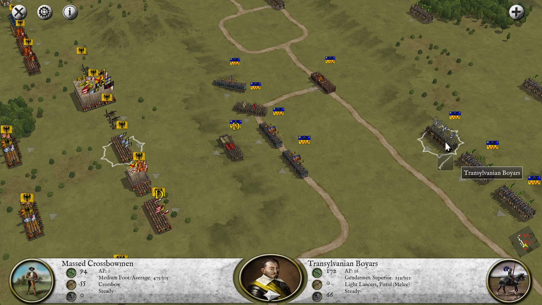 Pike and Shot: Campaigns Steam Key GLOBAL
