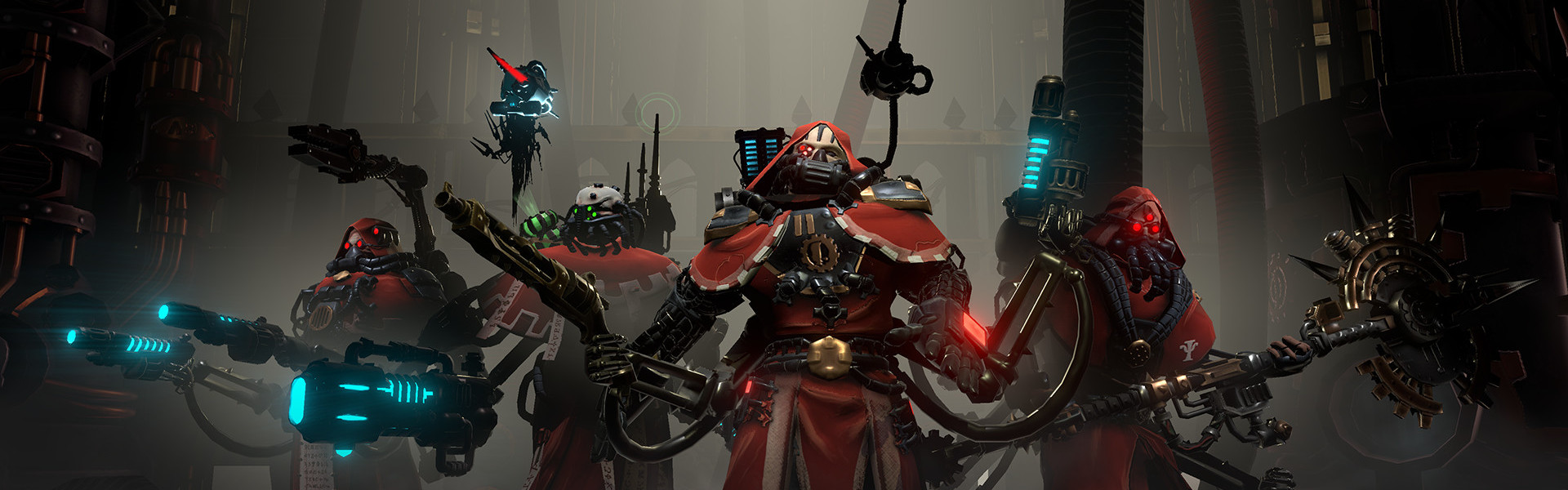 Warhammer 40,000: Mechanicus Steam Key EMEA / NORTH AMERICA