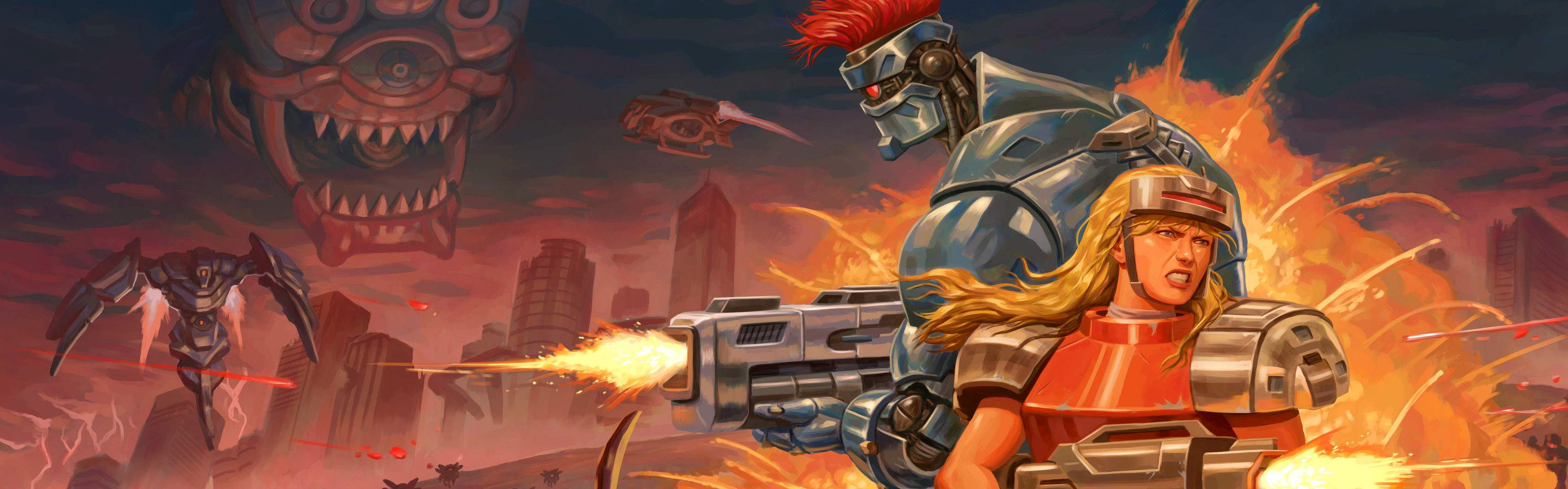 Blazing Chrome Steam Key GLOBAL