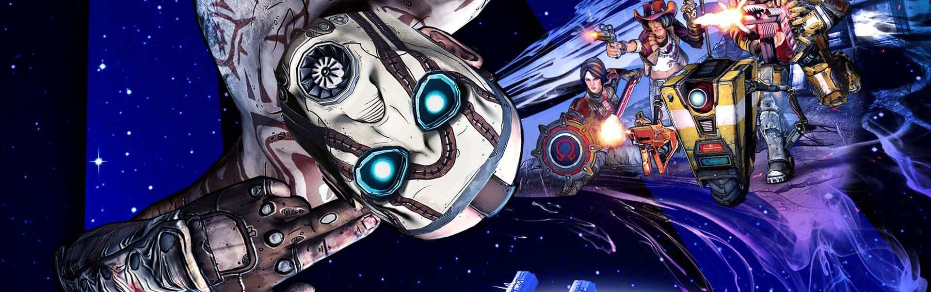 Borderlands: The Pre-Sequel (incl. Shock Drop Slaughter Pit DLC) Steam Key GLOBAL