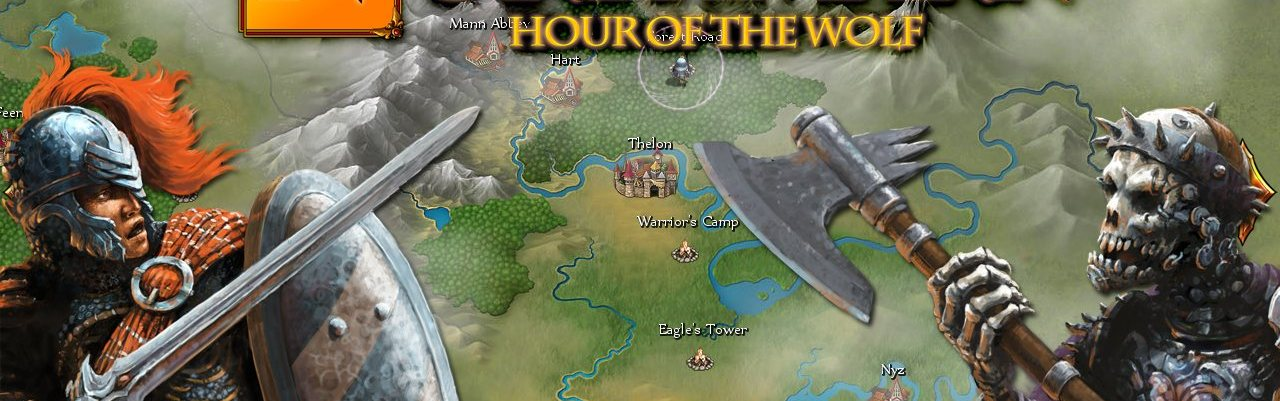 Northmark: Hour of the Wolf Steam Key GLOBAL