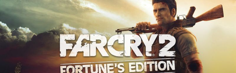 Far Cry 2 (Fortune's Edition) Uplay Key GLOBAL