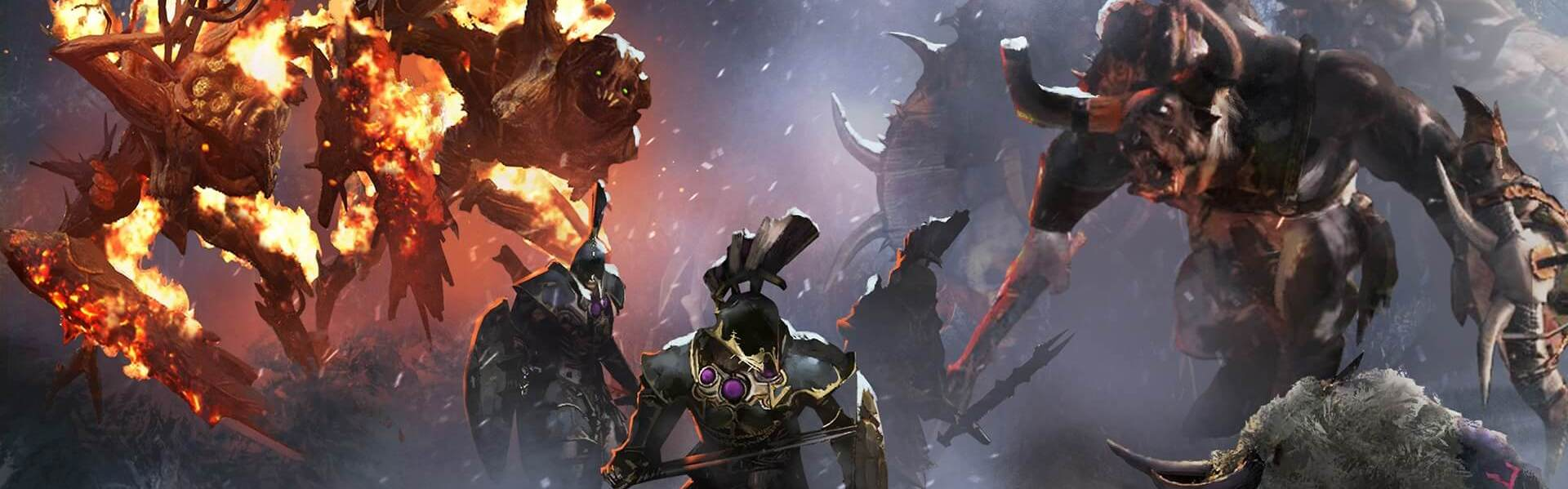 Total War: Warhammer (Dark Gods Edition) Steam Key GLOBAL