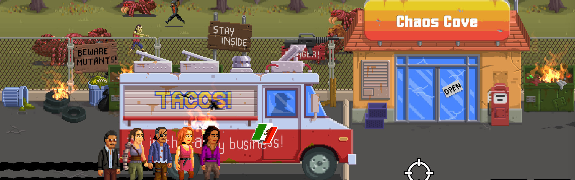 Gunman Taco Truck Steam Key GLOBAL