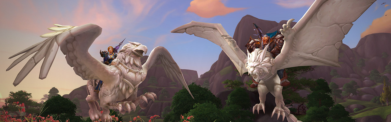 World of Warcraft 15th Anniversary Alabaster Mounts (DLC) Battle.net Key EUROPE