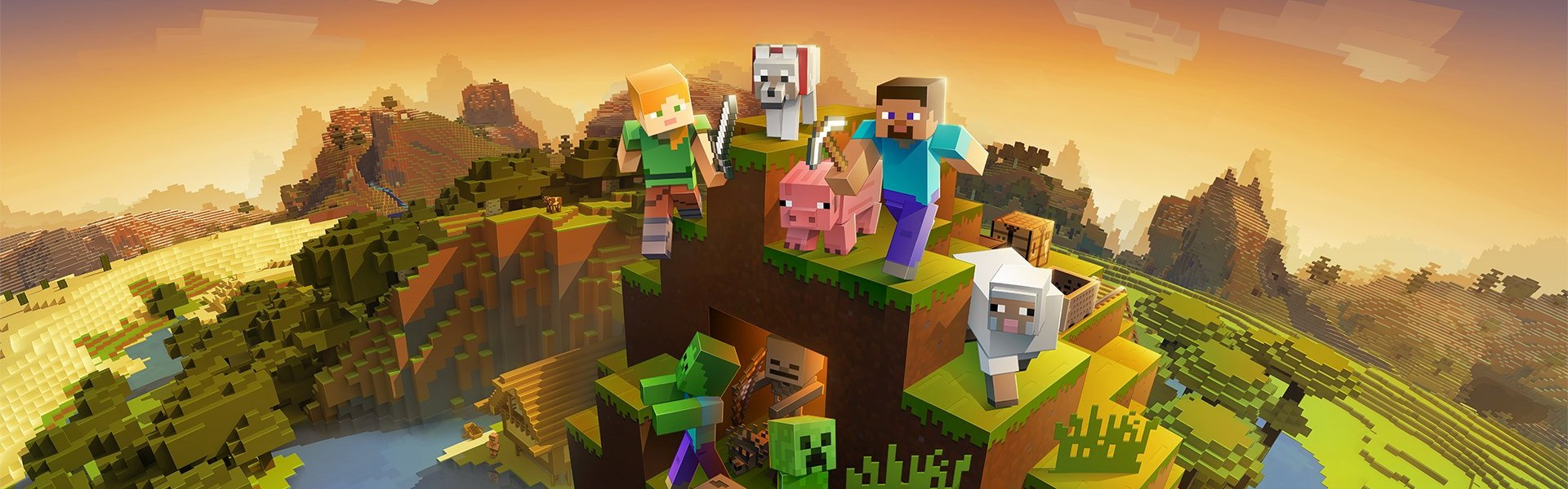 Minecraft Starter Pack (Xbox One) Xbox Live Key EUROPE