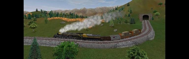 Railroad Tycoon 3 Steam Key EUROPE