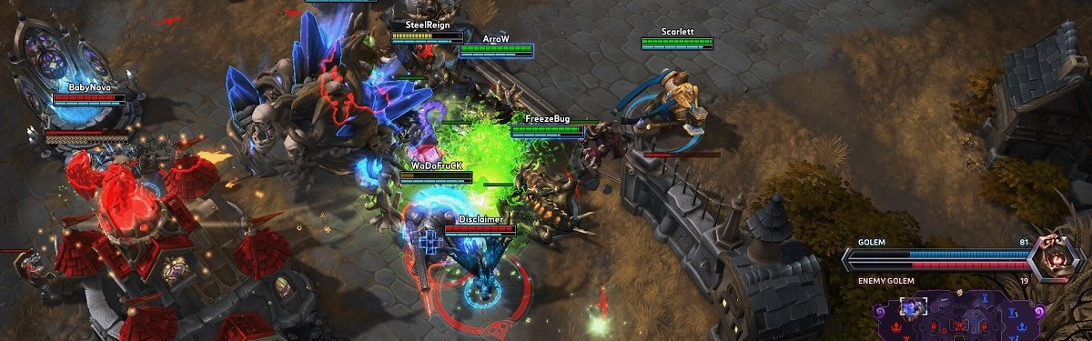 Heroes of the Storm - Gul'dan (DLC) Battle.net Key GLOBAL