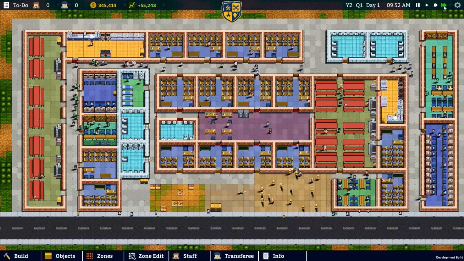 Academia: School Simulator Steam Key GLOBAL