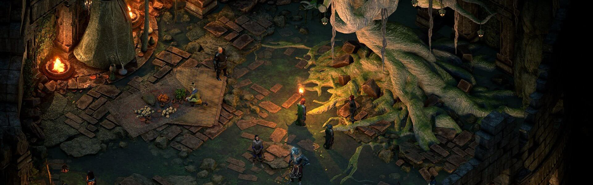 Pillars of Eternity II: Deadfire Steam Key EUROPE