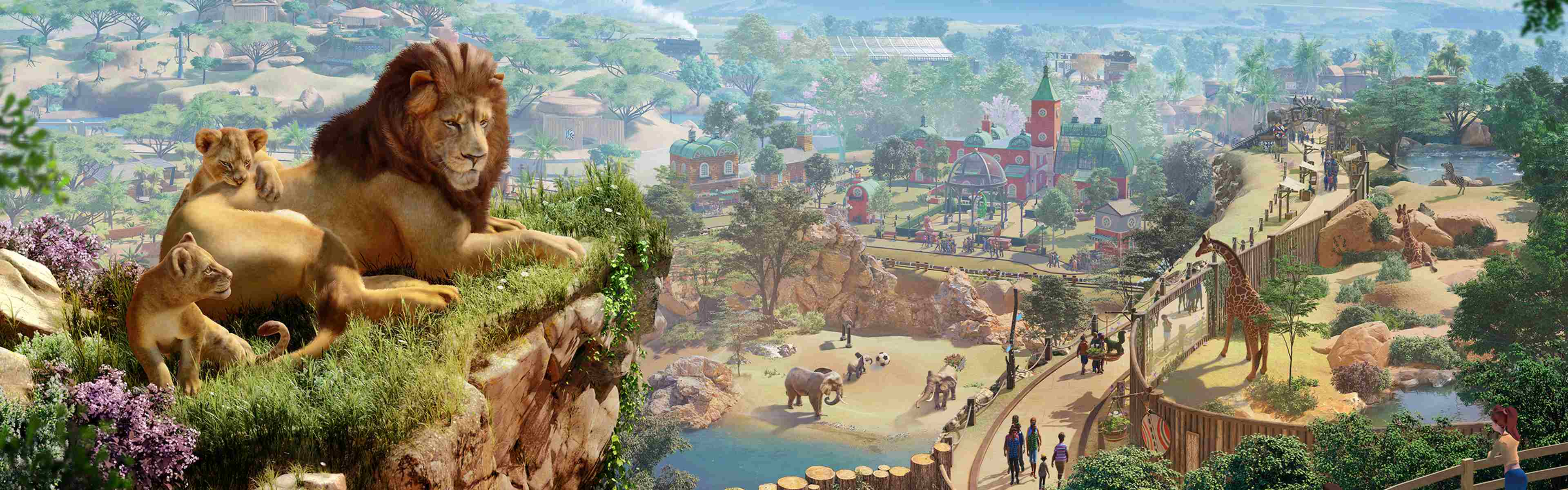 Planet Zoo (Deluxe Edition) Steam Key GLOBAL