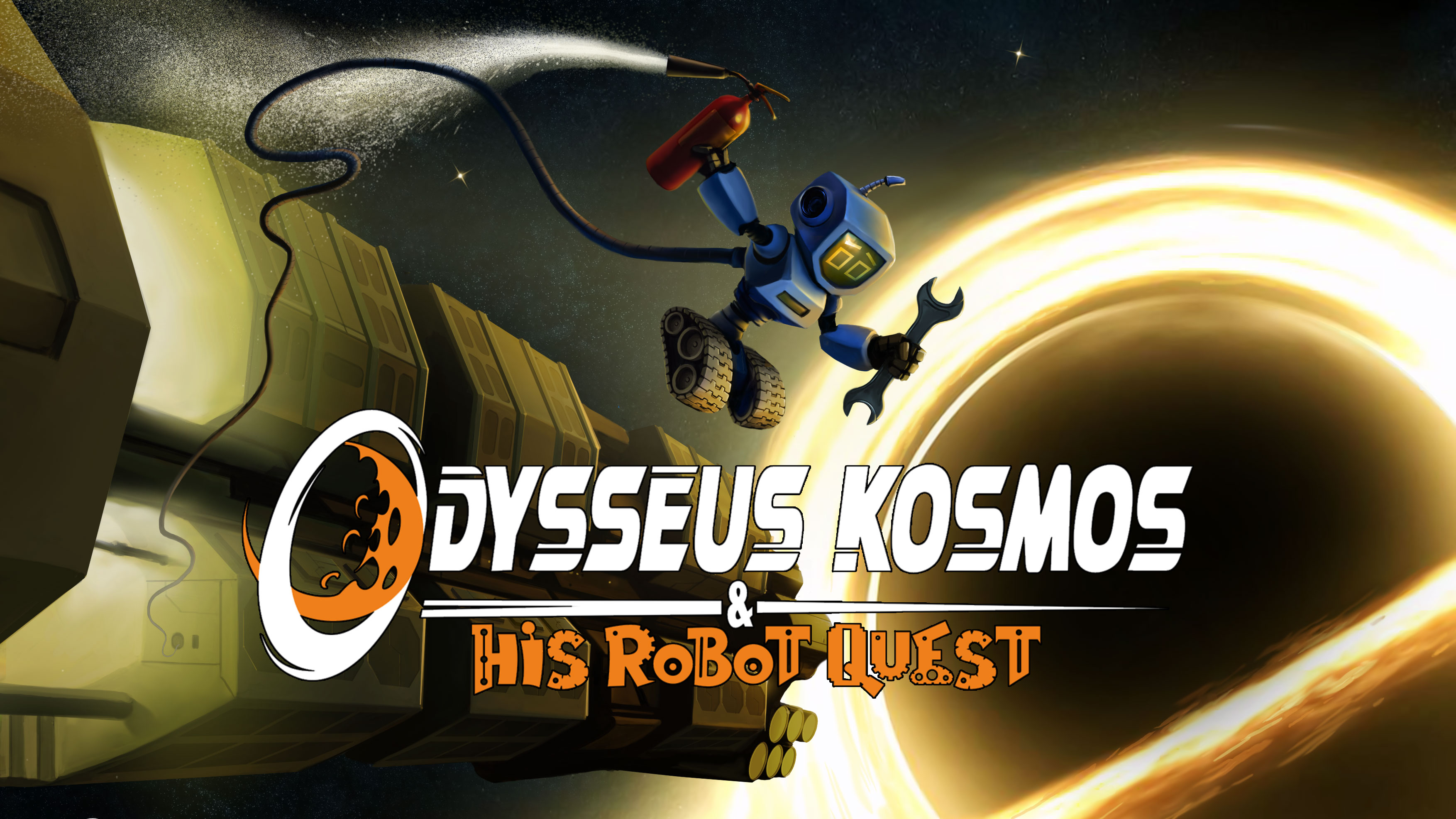 Odysseus Kosmos and his Robot Quest Steam Key GLOBAL
