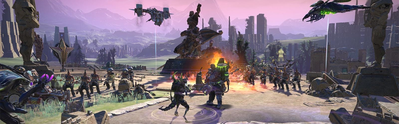 Age of Wonders: Planetfall Day One Edition Steam Key GLOBAL