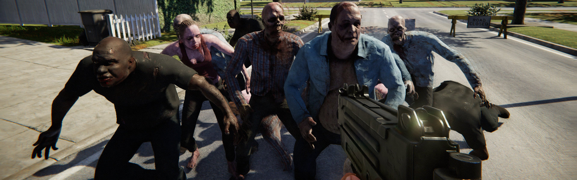 Dead Purge: Outbreak Steam Key GLOBAL