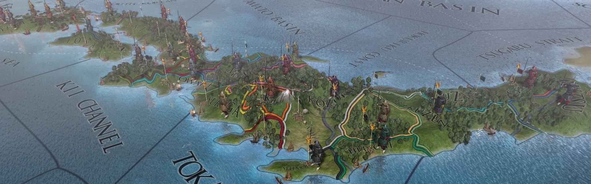 Europa Universalis IV: Mandate of Heaven (DLC) Steam Key GLOBAL