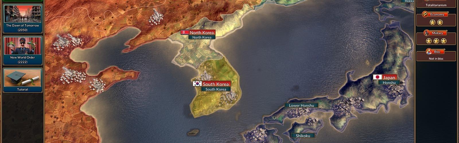 Realpolitiks - New Power (DLC) Steam Key GLOBAL