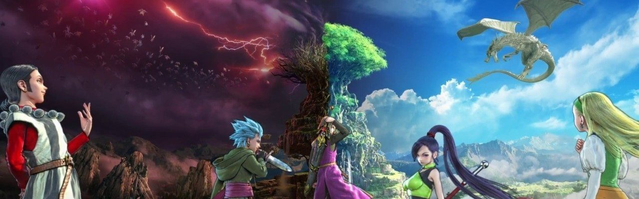 DRAGON QUEST XI S: Echoes of an Elusive Age Definitive Edition Nintendo Switch Key EUROPE