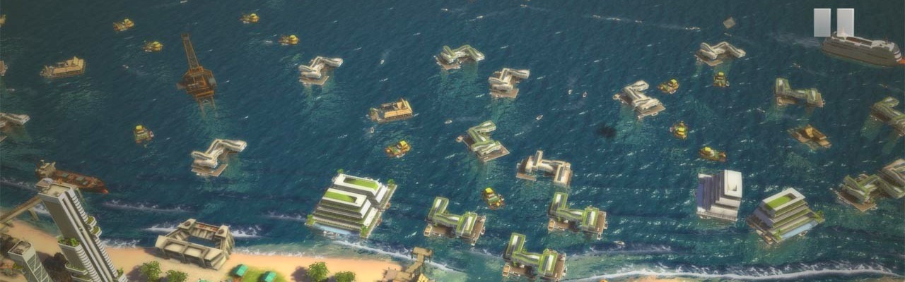 Tropico 5 - Waterborne (DLC) Steam Key GLOBAL