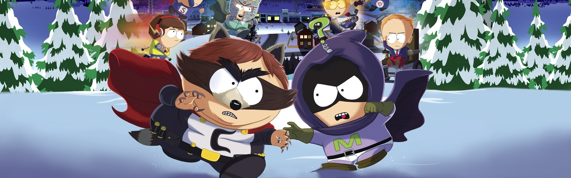 South Park: The Fractured But Whole - Season Pass (DLC) Uplay Key EUROPE