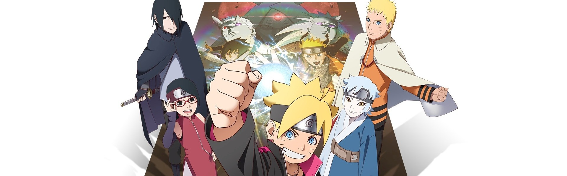 Naruto Shippuden: Ultimate Ninja Storm 4: Road to Boruto Expansion (DLC) Steam Key GLOBAL