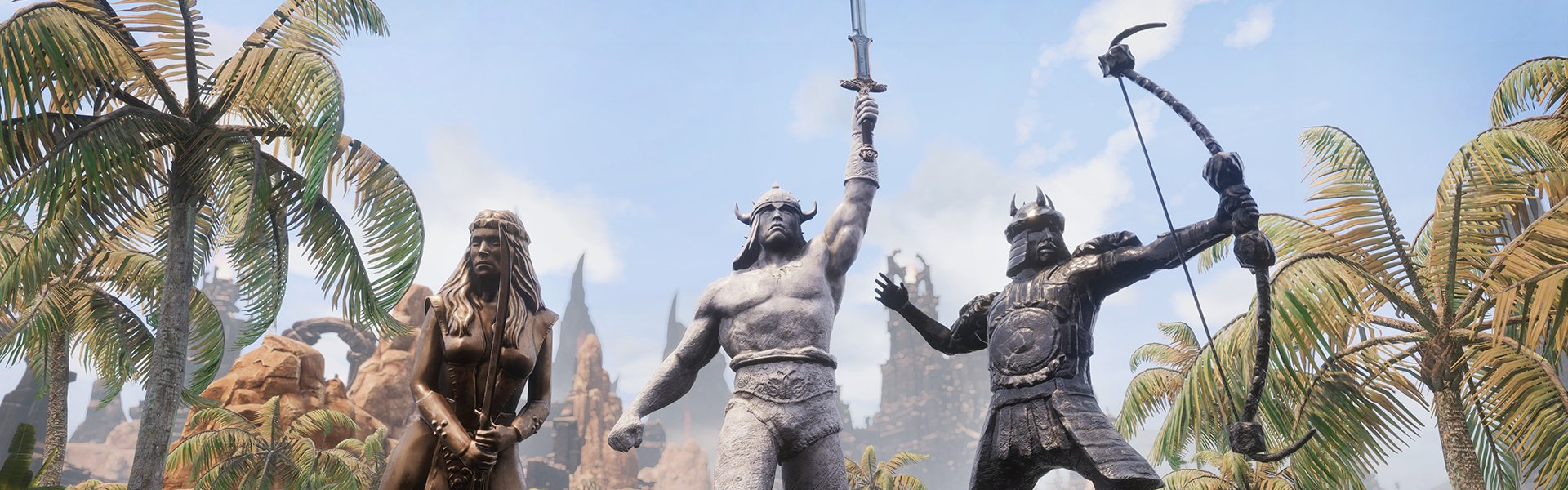 Conan Exiles - The Riddle of Steel (DLC) Steam Key GLOBAL