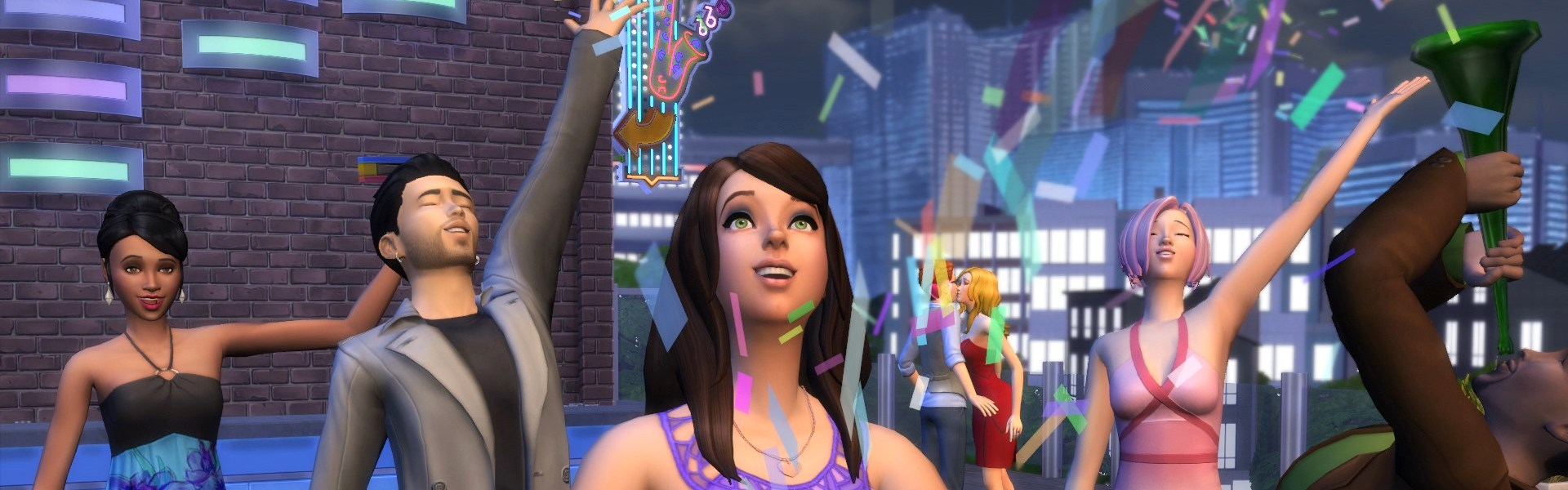 The Sims 4: Deluxe Party Edition (Xbox One) Xbox Live Key GLOBAL