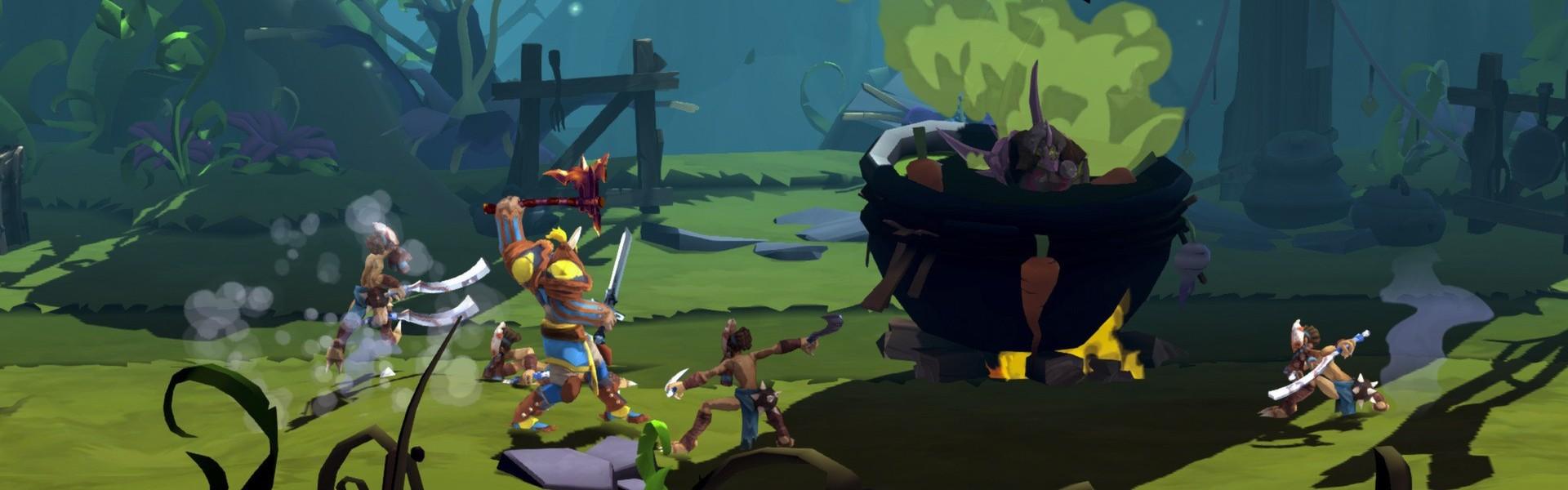 Sacred Citadel + Jungle Hunt (DLC) Steam Key GLOBAL