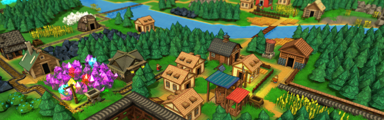Factory Town Steam Key GLOBAL