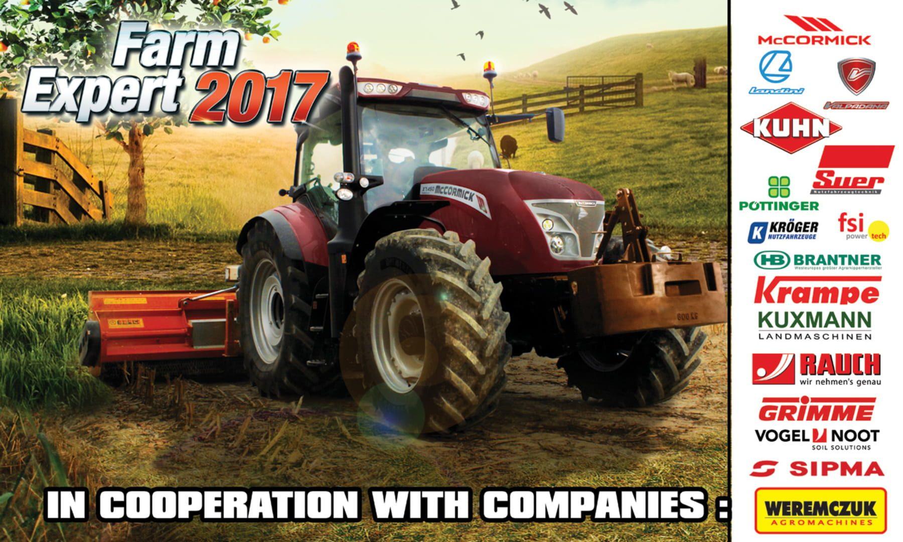 Farm Expert 2017 Steam Key GLOBAL