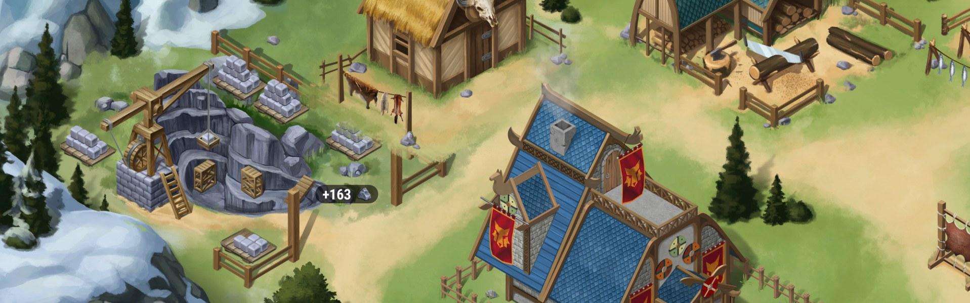 Chronicles of Vinland Steam Key GLOBAL