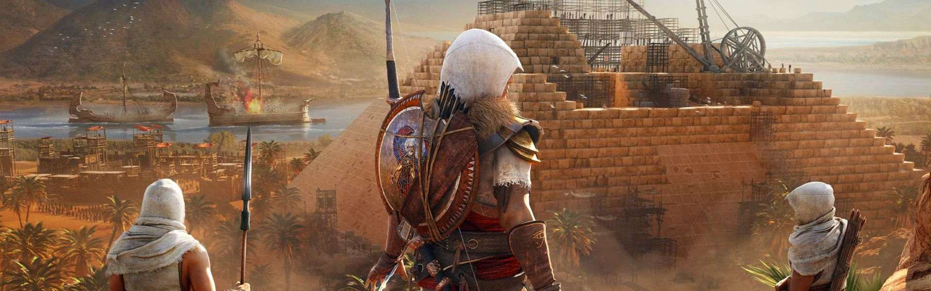 Assassin's Creed: Origins (Deluxe Edition) Uplay Key EUROPE