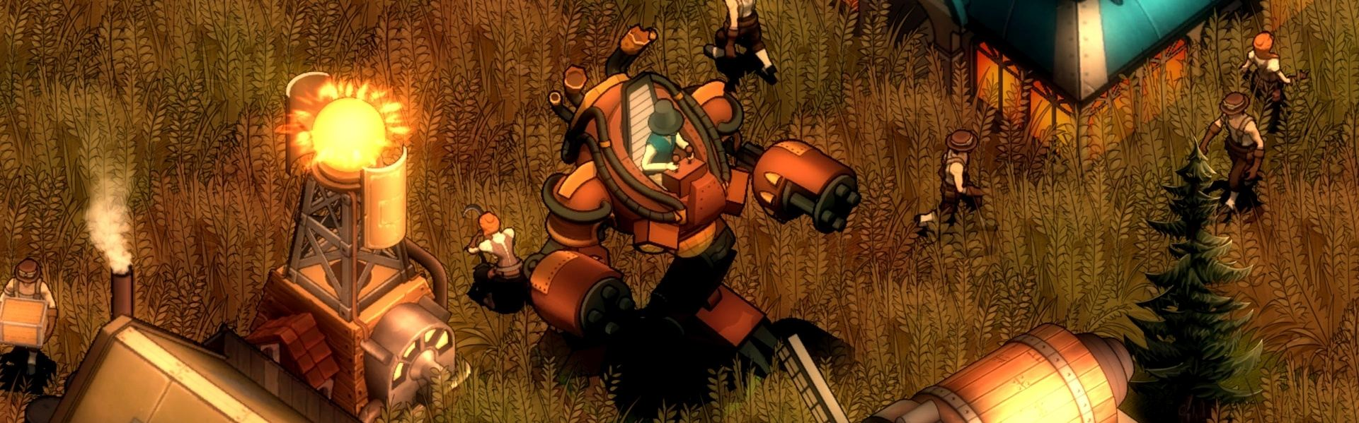 They Are Billions Steam Key GLOBAL