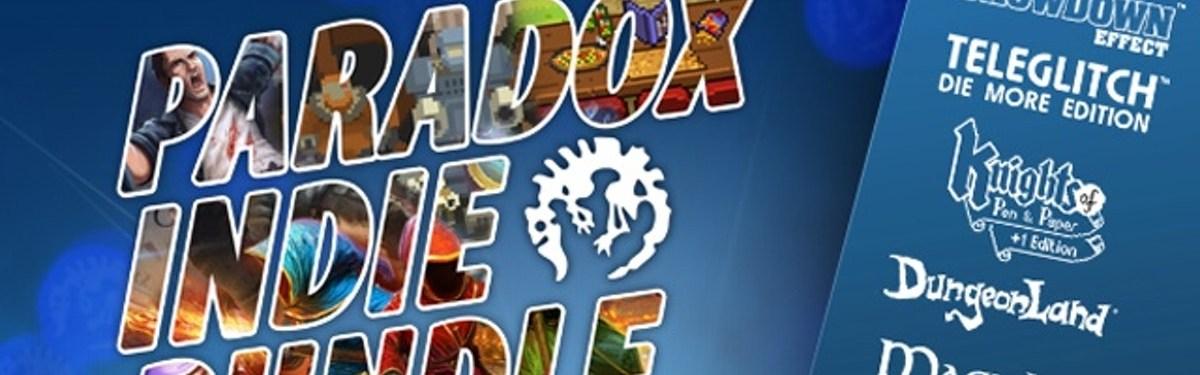 Paradox Indie Bundle  Steam Key GLOBAL
