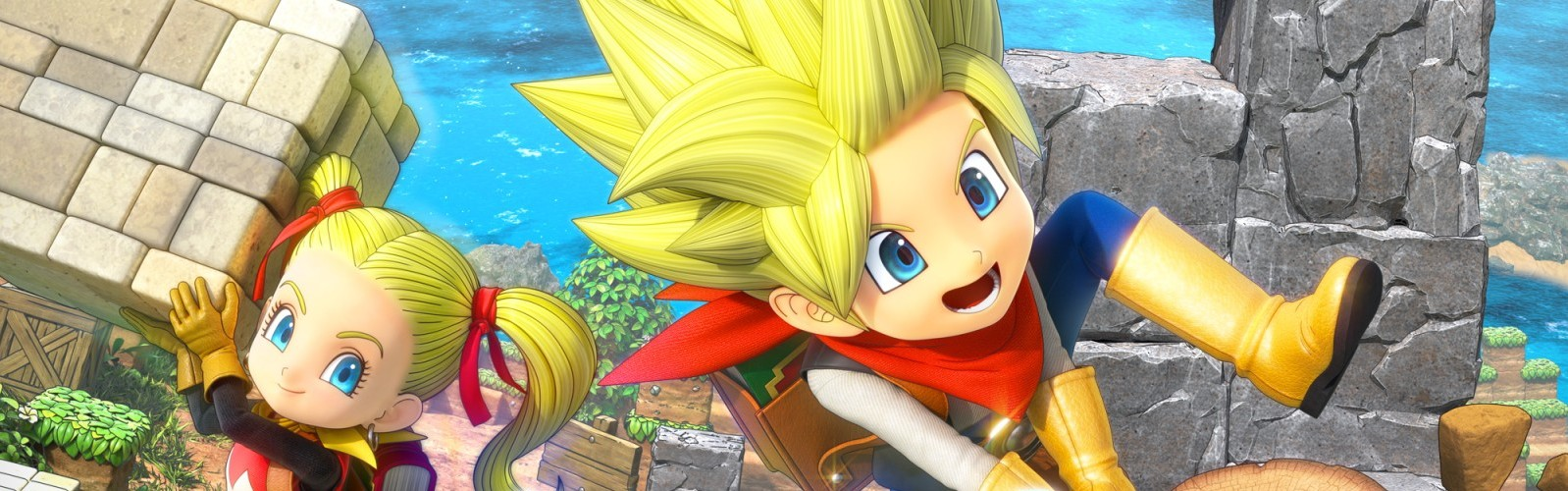 Dragon Quest Builders 2 (Nintendo Switch) eShop Clave EUROPA