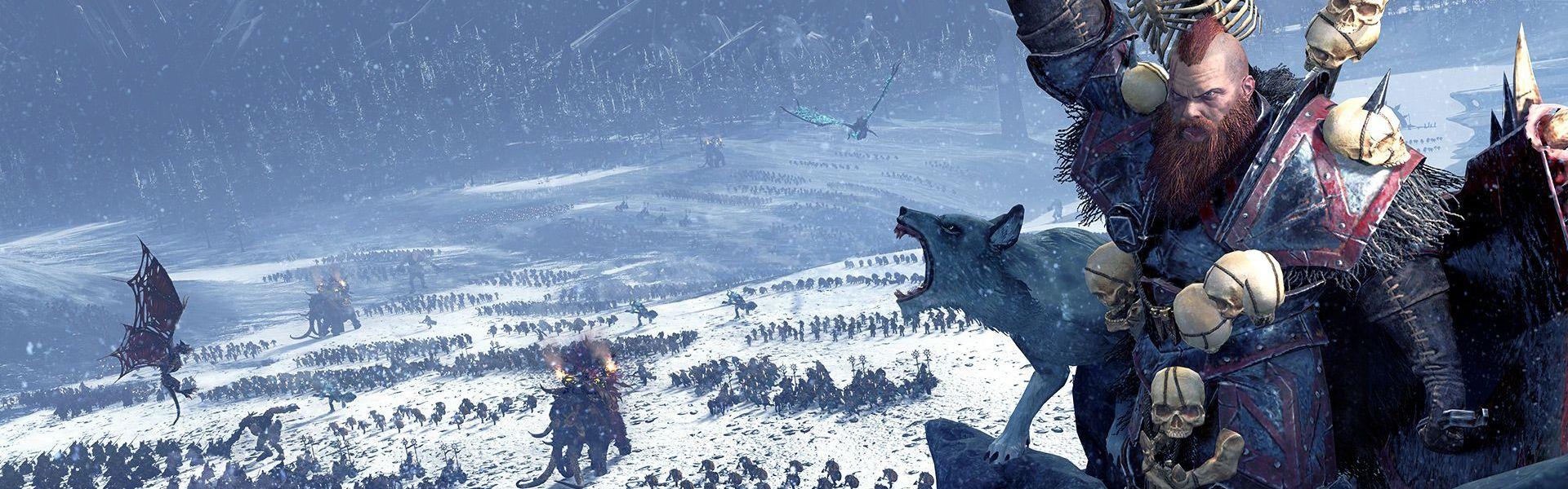 Total War: Warhammer - Norsca (DLC) Steam Key EUROPE