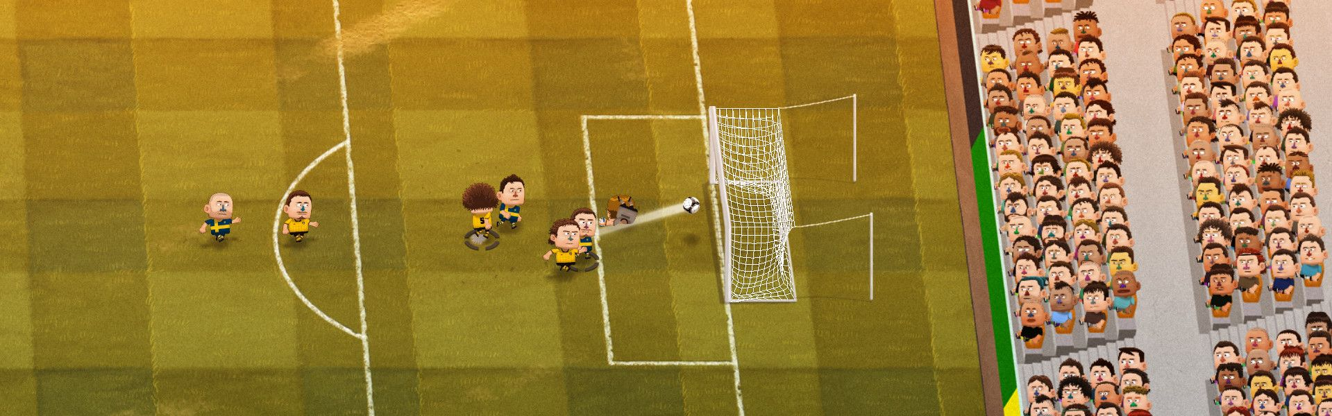 Kopanito All-Stars Soccer Steam Key GLOBAL