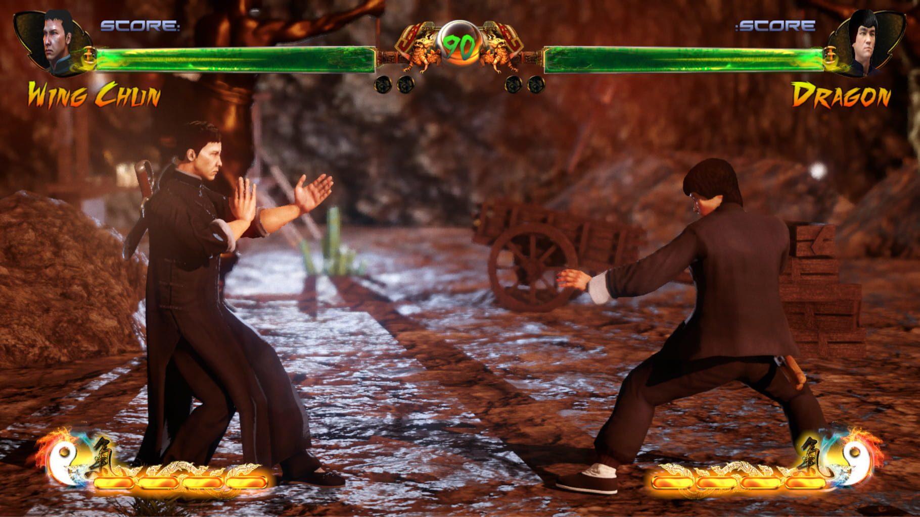Shaolin vs Wutang Steam Key GLOBAL