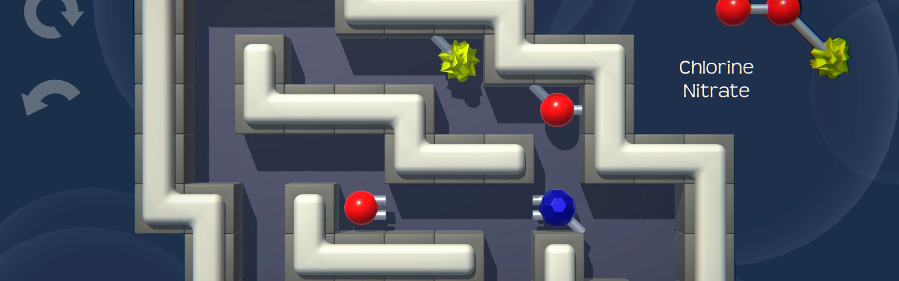 Molecule - A Chemical Challenge Steam Key GLOBAL
