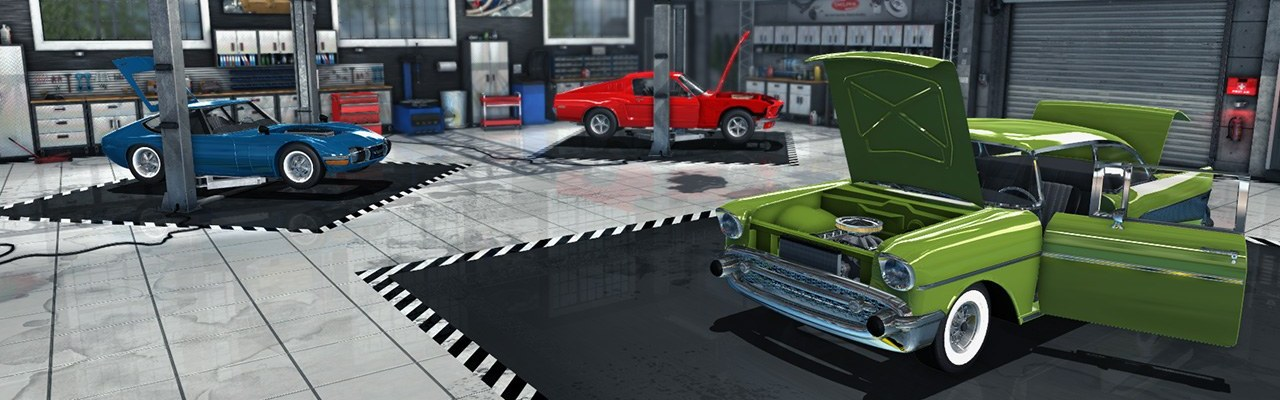 Car Mechanic Simulator 2015 - Trader Pack (DLC) Steam Key GLOBAL