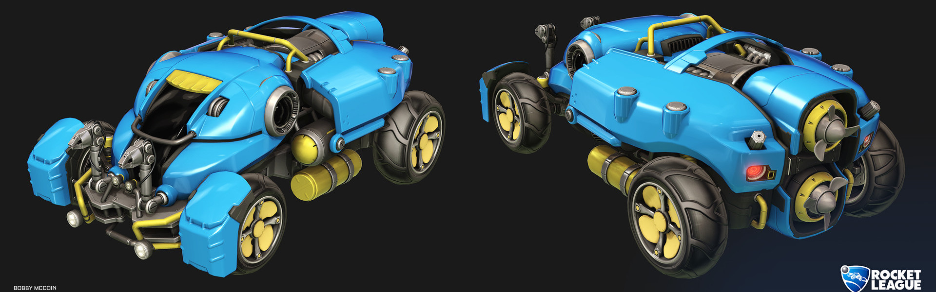 Rocket League - Proteus (DLC) Steam Key GLOBAL