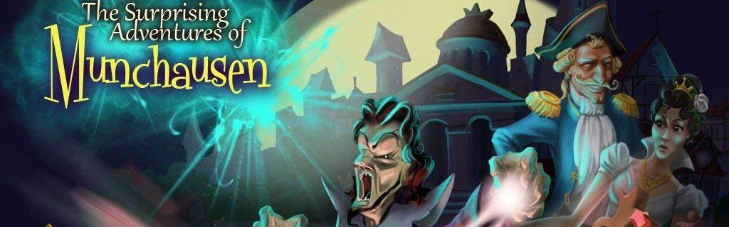 The Surprising Adventures of Munchausen Steam Key GLOBAL