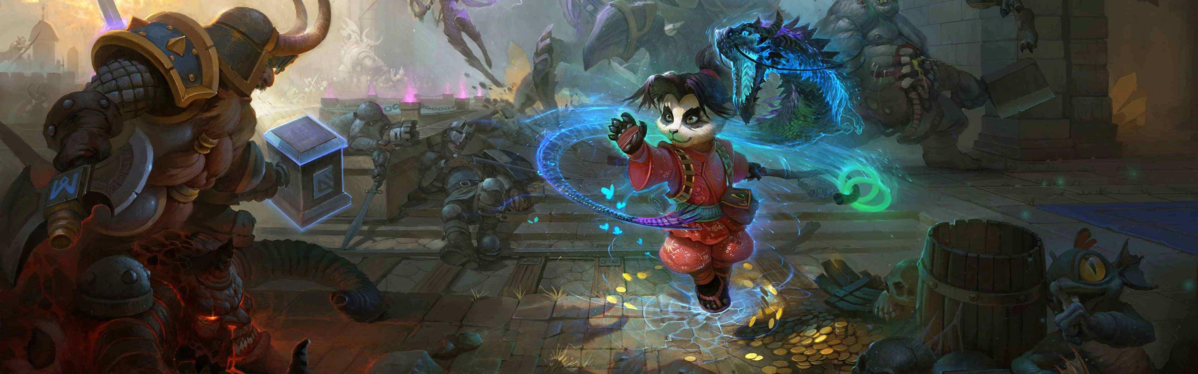 Heroes of the Storm - Li Li (DLC) Battle.net Key GLOBAL
