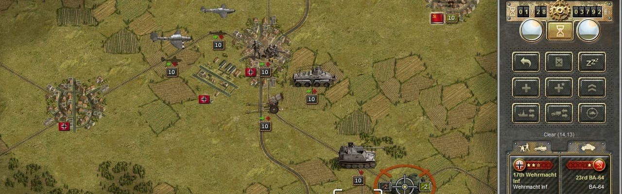 Panzer Corps Steam Key GLOBAL